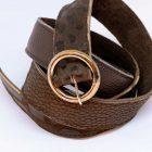Women's patchwork belt