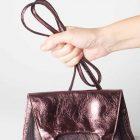 FRA minibag ametista + orecchini