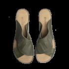 Sandalo SOTTOPELLE incrocio